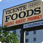 Vicente Foods Grocey Store
