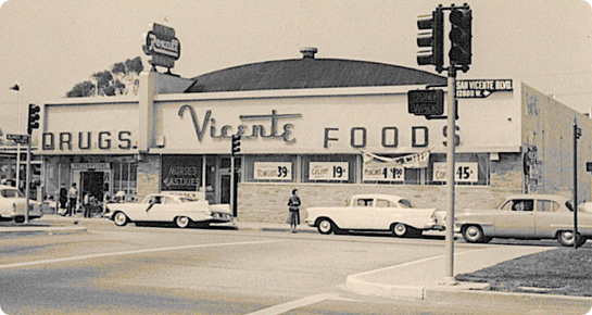 Vicente Foods San Vicente View